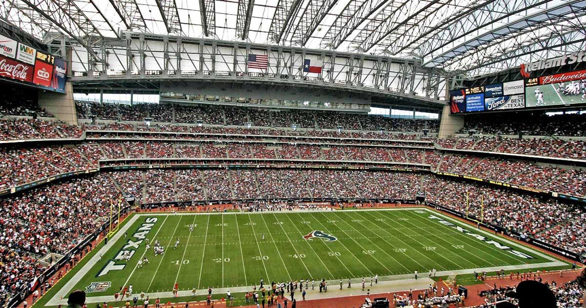 Nfl Stadiums Ranked By Seating Capacity